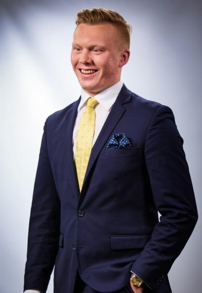 Christoffer Holm